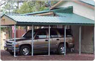 Carport Kits Texas