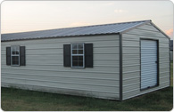Portable Metal Buildings