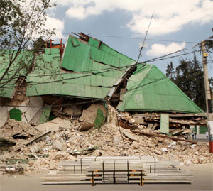 Disaster relief housing ready when needed