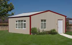Sierra Style kit home