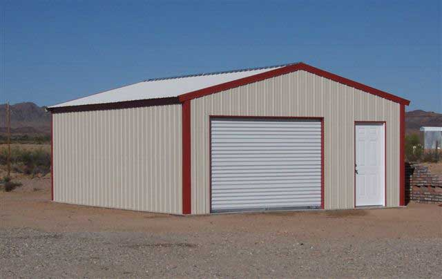 Metal Shop Buildings Pictures To Pin On Pinterest Pinsdaddy