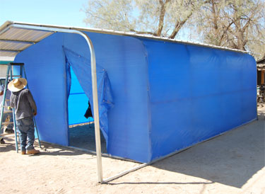 Transitional Relief Shelter