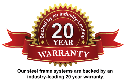 Metal Frame Warranty