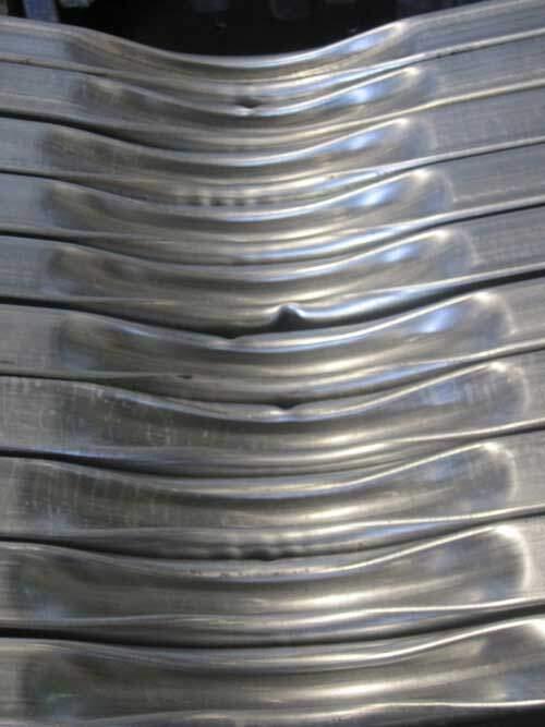 Inconsistent Steel Tube Characteristics