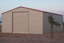 Mohave Metal Building