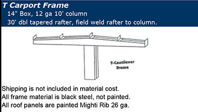T-Frame Pricing