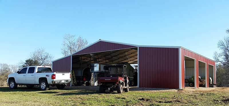 CUSTOM AGRICULTURAL BUILDING