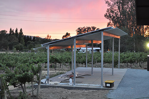 Solar Powered Carport Systems Cost Efficient And Necessary