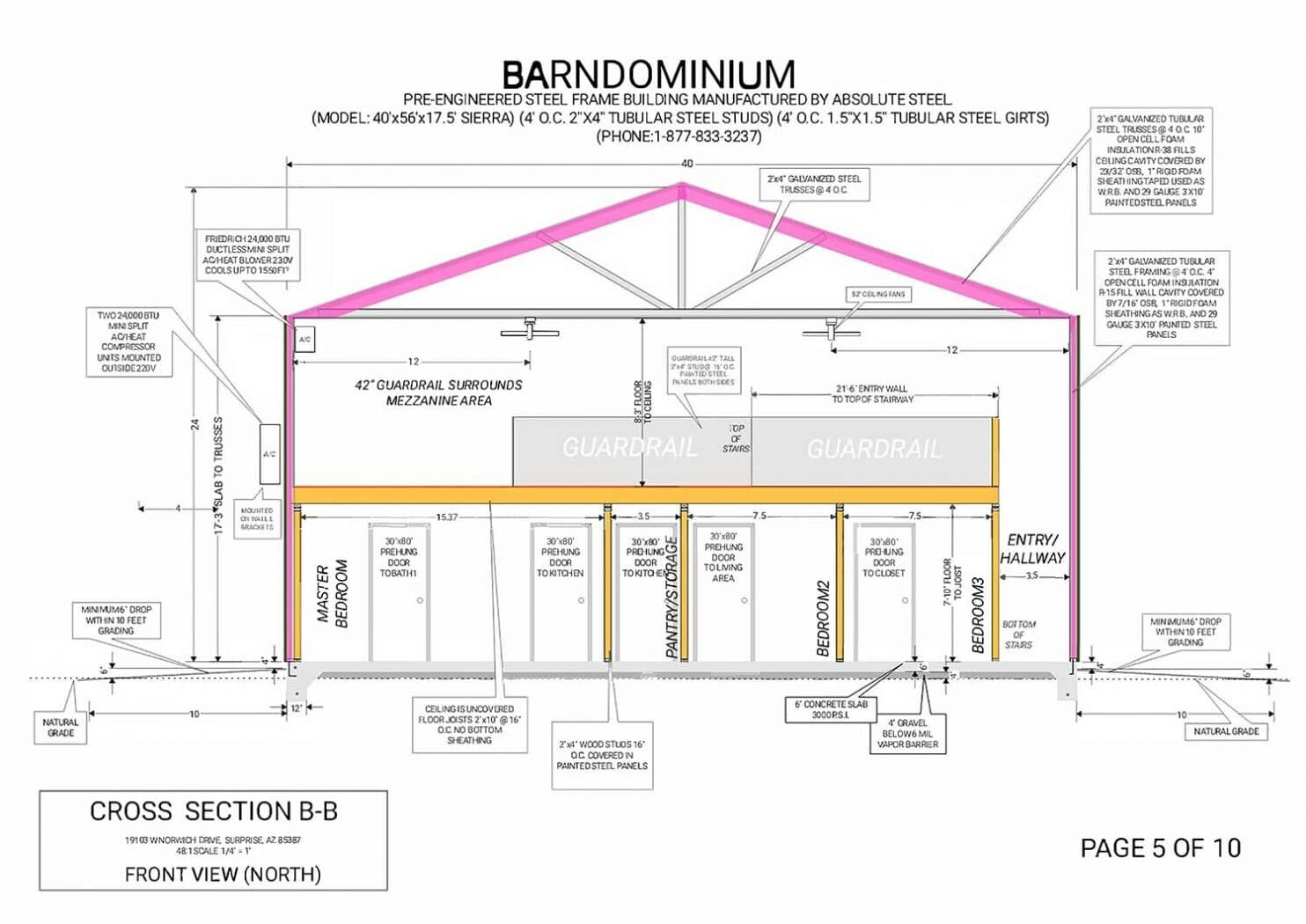 Barndominium Plans And Prices Joy Studio Design Gallery