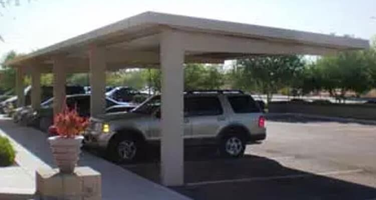 Texas Commercial Carports And Covered Parking