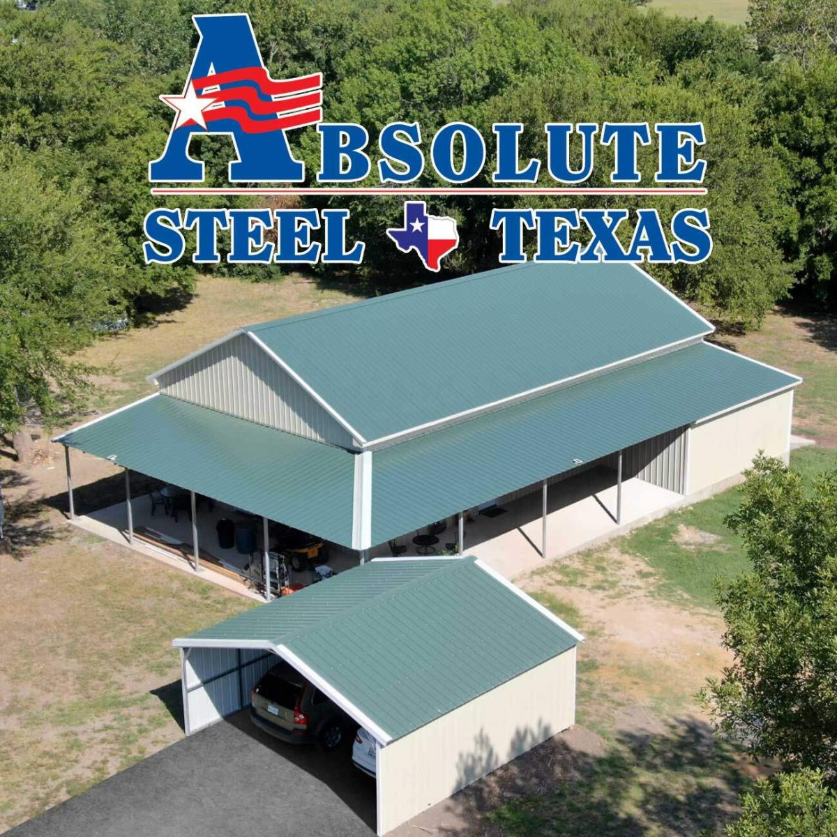 Steel Carport Kits And Shade Shelters Made In Texas